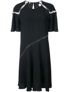 eyelet detail day dress A.L.C.