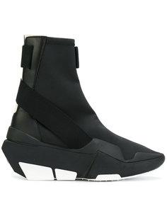 высокие ботинки Mira Y-3