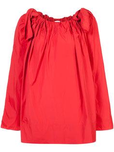 cropped blouse  Maison Rabih Kayrouz