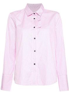 полосатая рубашка с оборками Lareida