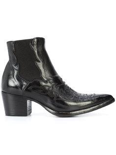 Ursula boots  Alberto Fasciani