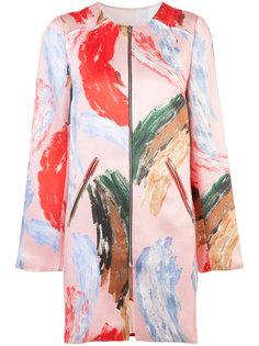 пальто Brushstroke  Patbo