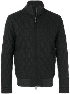 стеганая куртка  Ermenegildo Zegna
