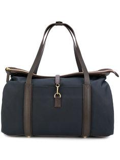 дорожная сумка с контрастной отделкой Weekend Mismo
