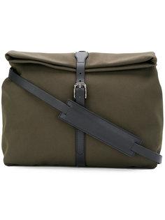 сумка на плечо с откидным клапаном Mismo