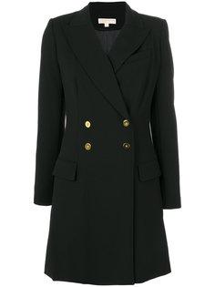 двубортное пальто Michael Michael Kors