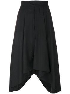 асимметричная юбка миди Misa Isabel Marant