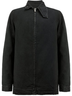 джинсовая куртка на молнии Rick Owens DRKSHDW