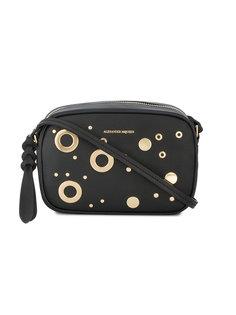 маленькая прямоугольная сумка Alexander McQueen