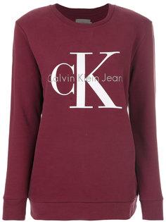 толстовка с принтом логотипа Ck Jeans