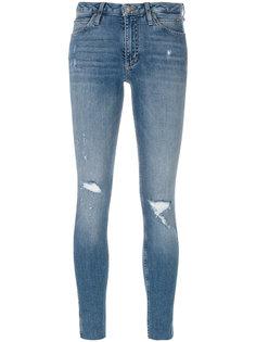 джинсы узкого кроя Ck Jeans