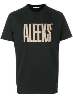 футболка ALEEKS Alyx