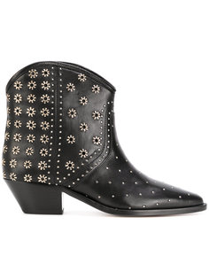 ботинки  с заклепками Isabel Marant