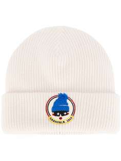 шапка-бини в рубчик Moncler Grenoble