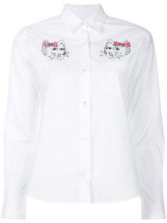 рубашка с вышивкой Gattini Jimi Roos
