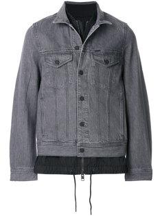 джинсовая куртка Diesel
