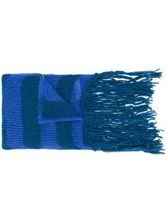 шарф в полоску Diesel