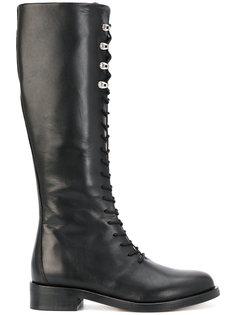 сапоги на шнуровке D-Arlin Hook Diesel