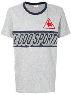 футболка с принтом логотипа Le Coq Sportif