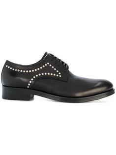 ботинки Дерби с заклепками Dsquared2