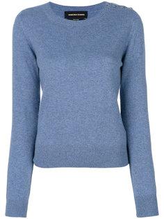 пуловер с пуговицами на плече Vanessa Seward