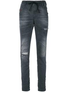 джинсы со шнурком  Diesel