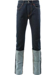 узкие джинсы с заворотами Ports 1961