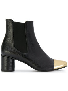 toe-cap ankle boots  Stine Goya
