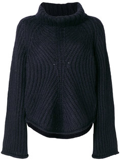 ribbed knit jumper  Stine Goya
