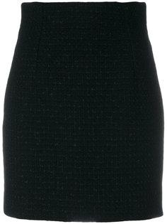 юбка с плетеным дизайном Maison Margiela
