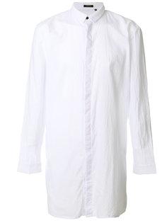 классическая удлиненная рубашка Unconditional