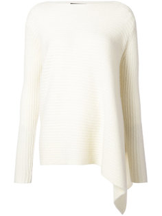 asymmetric hem sweater Derek Lam