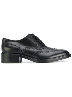 классические броги на шнуровке Sartore