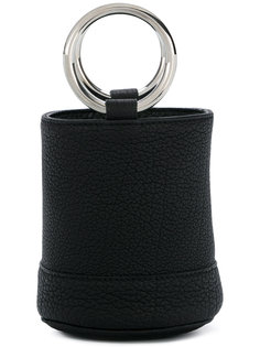 ring detail mini tote bag Simon Miller