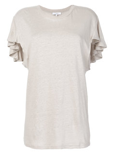футболка с рукавами клеш  Iro