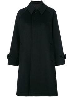 свободное пальто на пуговицах  Comme Des Garçons Noir Kei Ninomiya