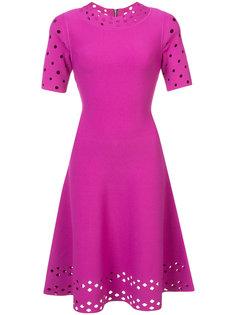 платье с перфорацией Milly