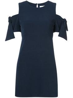 платье с вырезами на плечах Milly