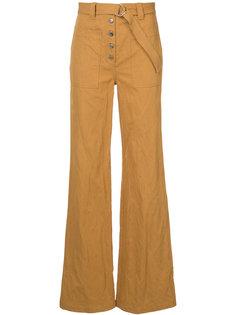 свободные брюки A.L.C.