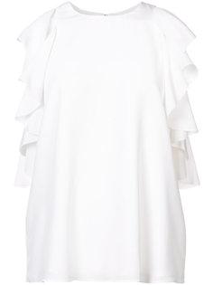 ruffled blouse Alexis