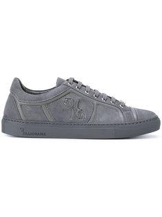 кроссовки со шнуровкой Billionaire