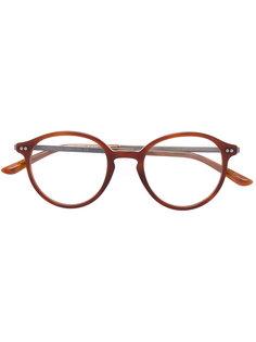 круглые очки Giorgio Armani