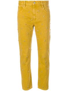 брюки с бусинами Isabel Marant Étoile