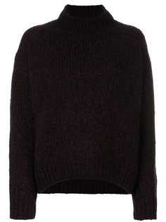 пуловер с отворотом  Vince