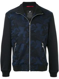 камуфляжная куртка-бомбер Loveless