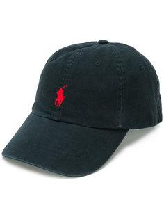 кепка с логотипом Polo Ralph Lauren