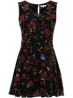 короткое платье с цветочным принтом Guild Prime