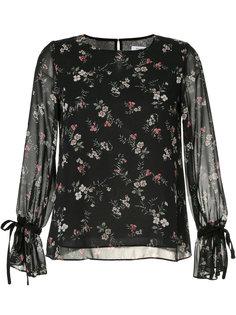 блузка с цветочным принтом Guild Prime