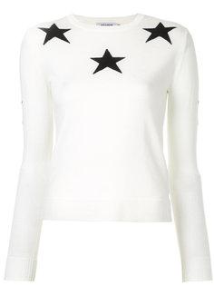 "свитер вязки ""интарсия"" со звездами Guild Prime"