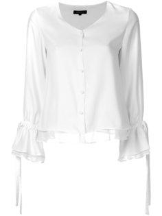 блузка с расклешенными рукавами со шнурком Loveless